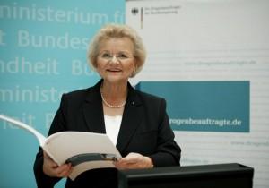 Mechthild Dyckmans, Drogenbeauftragte der Bundesregierung